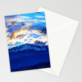 Pikes Peak Stationery Cards
