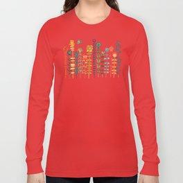 Happy garden Long Sleeve T-shirt