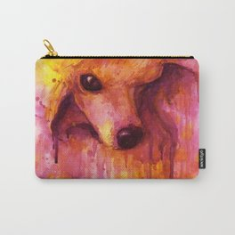 Poodle Eve Carry-All Pouch