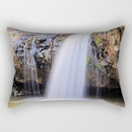 Lip Falls Rectangular Pillow