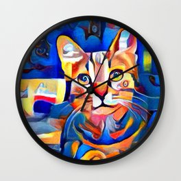 The Look of Love Wall Clock