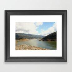 Highlands - Australia Framed Art Print