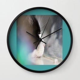 Yoko Ono Wall Clock