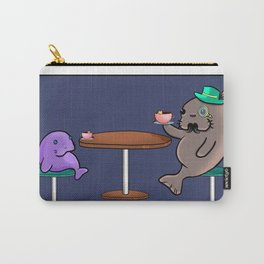 The Manatea party Carry-All Pouch