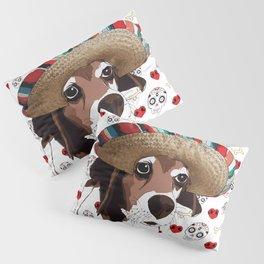 Cinco de Beagle Dog Pillow Sham