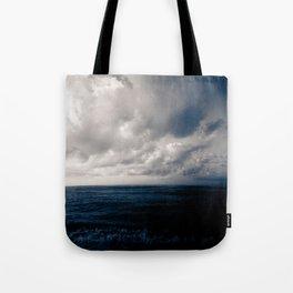 summer ver.navyblack Tote Bag