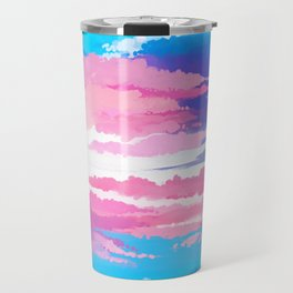 Trans Pride Travel Mug