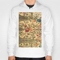 rug Hoodies featuring Vintage rug by ~~a~~k~~a~~