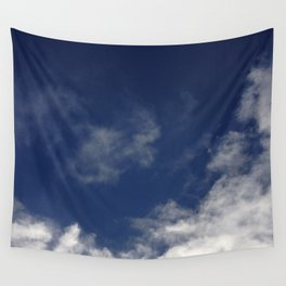 sun is coming Wall Tapestry
