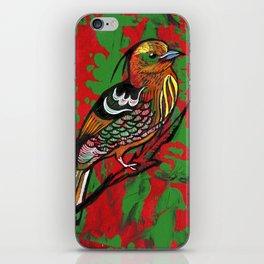 bird #3 iPhone Skin