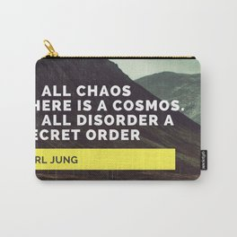 Carl Jung Order Chaos Carry-All Pouch