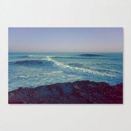 Santa Cruz Ocean Canvas Print