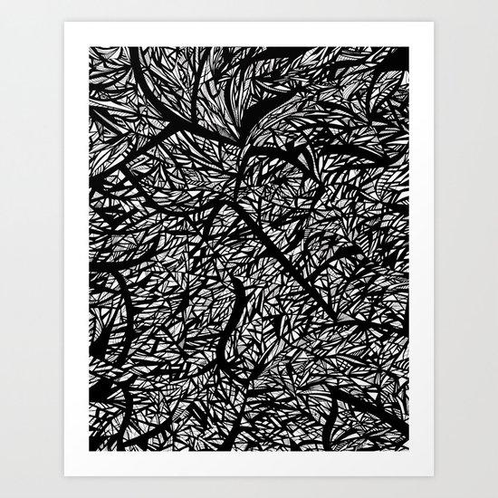 Inmates Art Print