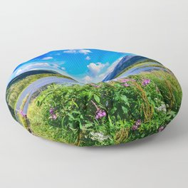 God's Country - IV Floor Pillow