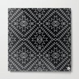 NavNa BW 2 Metal Print