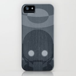 Rogue Minimalist iPhone Case