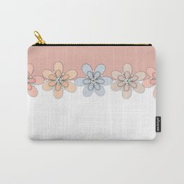 Flowers paper, cut paper Carry-All Pouch