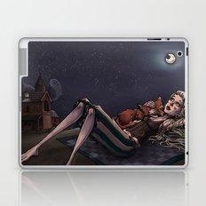I was too fond of the stars Laptop & iPad Skin