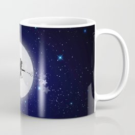 Elf Starry Night Coffee Mug