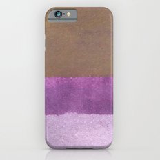 Purple blue to Purple iPhone 6s Slim Case