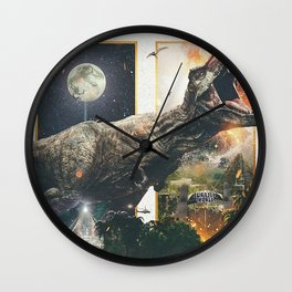 We have a T-Rex Wall Clock