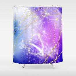 Hypothetical Sky Shower Curtain