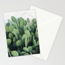 Cactus Cacti Green Desert Stationery Cards