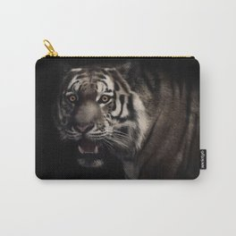 Hypnotized tiger Carry-All Pouch