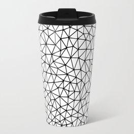 Lots of Freaking Triangles Travel Mug