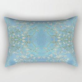 LoVinG V - light blue Rectangular Pillow