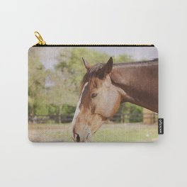 Frank in the sunlight Carry-All Pouch