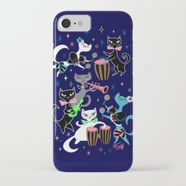 Mambo Kitties iPhone Case