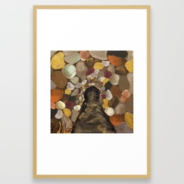 Cave #1 Framed Art Print