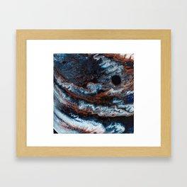 Aeris Minor Framed Art Print