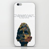kafka iPhone & iPod Skins featuring Kafka by Ned & Ems