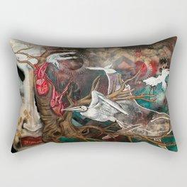 Firmament of the Mind Rectangular Pillow