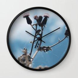 grow wild Wall Clock