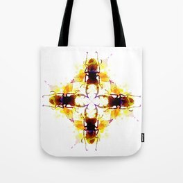 H20 Beetles Tote Bag