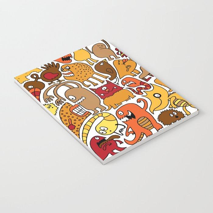 Creatures! Notebook
