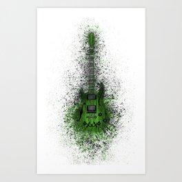 Artemis Bes: Esmeralda Art Print