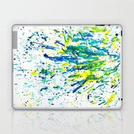 Melted Crayons Laptop & iPad Skin