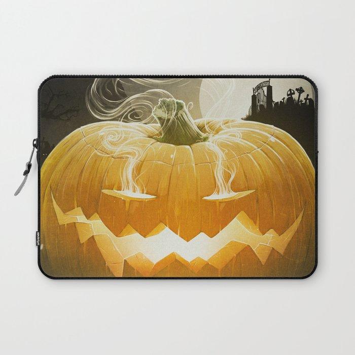 Pumpkin I. Laptop Sleeve