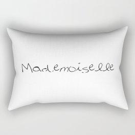 Madmoiselle Rectangular Pillow