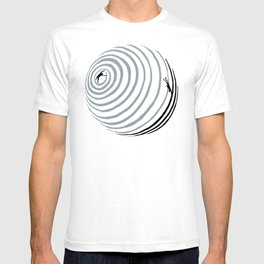 Space Curving T-shirt