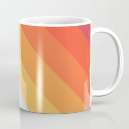 Geometric bands 08 Coffee Mug