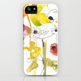 On the Other Side iPhone Case