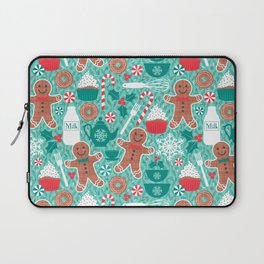 Gingerbread Christmas Treats Laptop Sleeve
