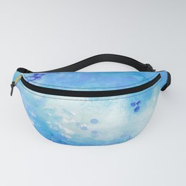 Serenity Blue Fanny Pack