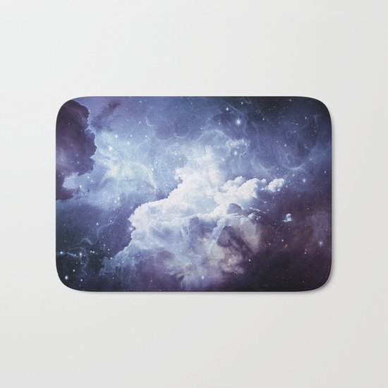 A Sky Made of Diamonds Bath Mat