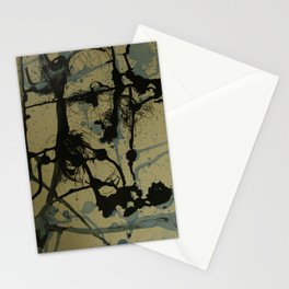 Entre manchas Stationery Cards